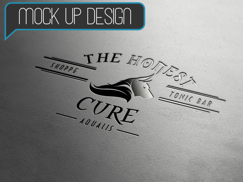Mock Up Design - Starting at $50