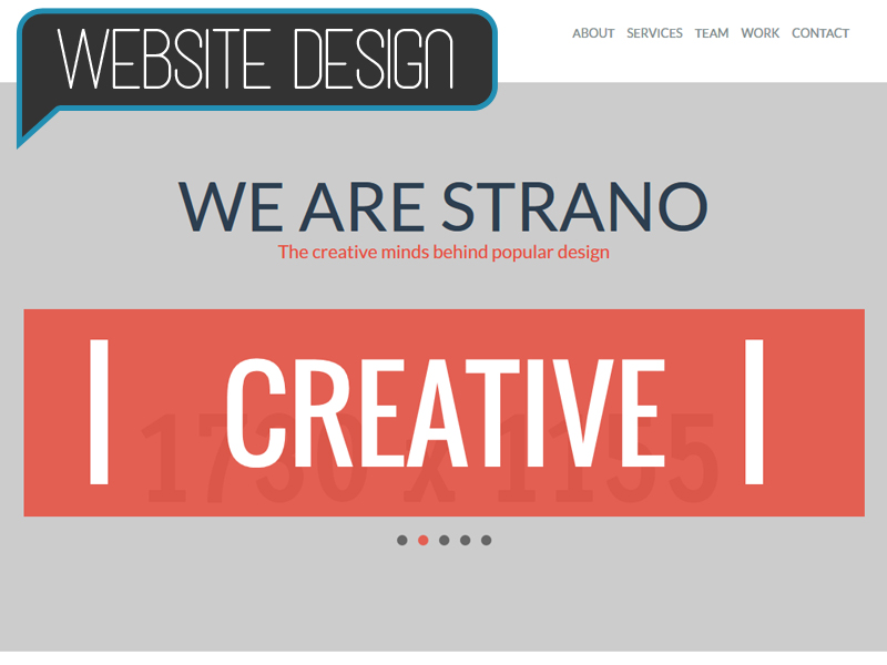 Website Design - Starting at $399